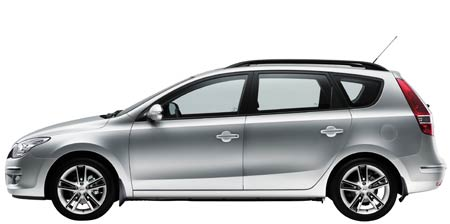 יונדאי חדשה i30CW - רכב ליסינג | גלריית רכבים