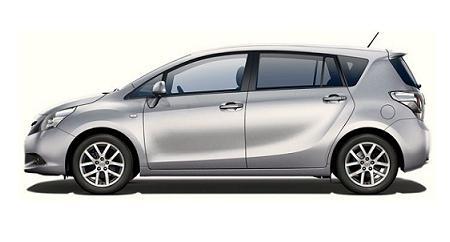 טויוטה וורסו GLI - רכב ליסינג | גלריית רכבים